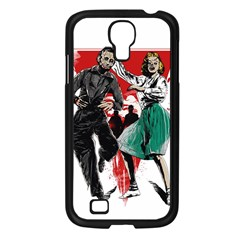 Dance Of The Dead Samsung Galaxy S4 I9500/ I9505 Case (black) by Contest1889625