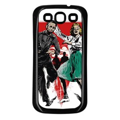 Dance Of The Dead Samsung Galaxy S3 Back Case (black) by Contest1889625