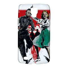 Dance Of The Dead Samsung Galaxy S4 Active (i9295) Hardshell Case by Contest1889625
