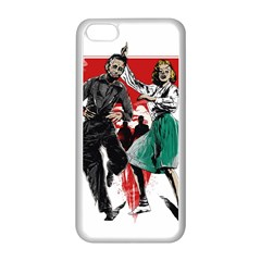 Dance Of The Dead Apple Iphone 5c Seamless Case (white)