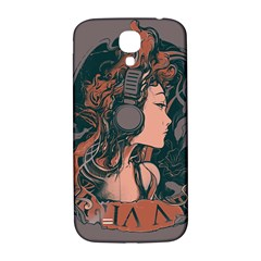 Medussa Turns To Rock Samsung Galaxy S4 I9500/i9505  Hardshell Back Case by Contest1889625