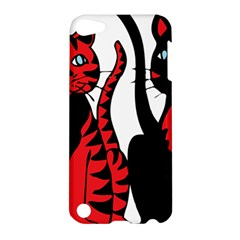 Cool Cats Apple Ipod Touch 5 Hardshell Case by StuffOrSomething