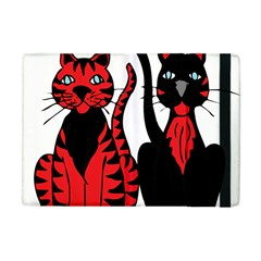 Cool Cats Apple Ipad Mini Flip Case by StuffOrSomething