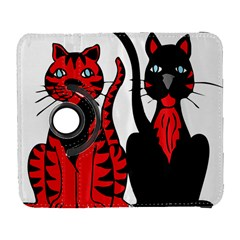 Cool Cats Samsung Galaxy S  Iii Flip 360 Case by StuffOrSomething
