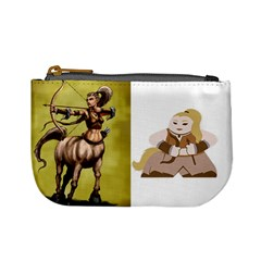 Just Centaurs (tek) By Chris Schreiber   Mini Coin Purse   Yrpaskz5xaad   Www Artscow Com Front