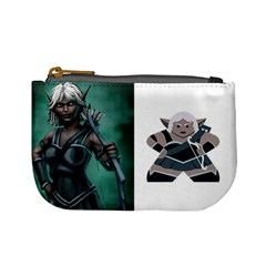 Just Dark Elves (tek) By Chris Schreiber   Mini Coin Purse   D20j8d4l8imd   Www Artscow Com Front