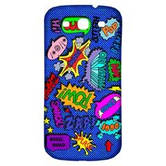 Bubbles Samsung Galaxy S3 S Iii Classic Hardshell Back Case