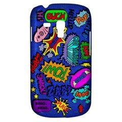 Bubbles Samsung Galaxy S3 Mini I8190 Hardshell Case