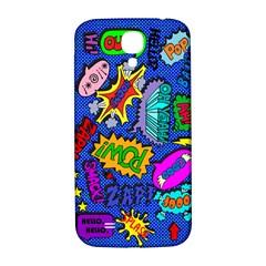 Bubbles Samsung Galaxy S4 I9500/i9505  Hardshell Back Case
