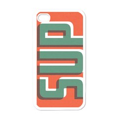 Sup  Apple Iphone 4 Case (white) by Contest1888309