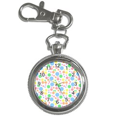 Pastel Bubbles Key Chain Watch by StuffOrSomething