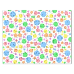 Pastel Bubbles Jigsaw Puzzle (rectangle) by StuffOrSomething