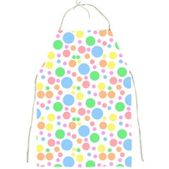 Pastel Bubbles Apron by StuffOrSomething