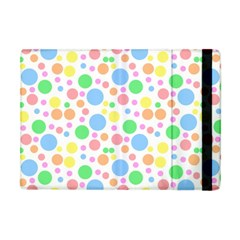 Pastel Bubbles Apple Ipad Mini Flip Case by StuffOrSomething