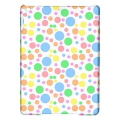 Pastel Bubbles Apple Ipad Air Hardshell Case by StuffOrSomething
