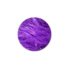 Purple Tresses Golf Ball Marker 4 Pack