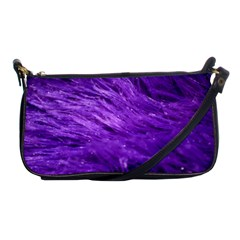 Purple Tresses Evening Bag