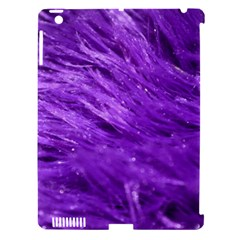Purple Tresses Apple Ipad 3/4 Hardshell Case (compatible With Smart Cover) by FunWithFibro
