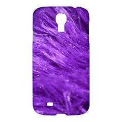 Purple Tresses Samsung Galaxy S4 I9500/i9505 Hardshell Case by FunWithFibro