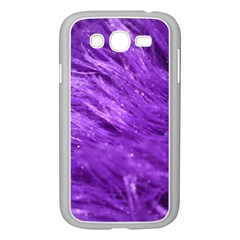 Purple Tresses Samsung Galaxy Grand Duos I9082 Case (white)