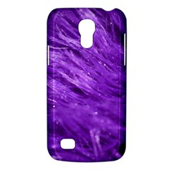 Purple Tresses Samsung Galaxy S4 Mini (gt I9190) Hardshell Case