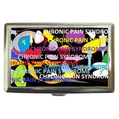 Chronic Pain Syndrome Cigarette Money Case by FunWithFibro