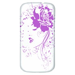 Purple Woman Of Chronic Pain Samsung Galaxy S3 S Iii Classic Hardshell Back Case by FunWithFibro