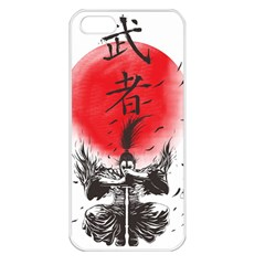 The Warrior Apple Iphone 5 Seamless Case (white) by Contest1736614