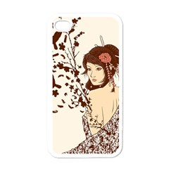 Come To Life Apple Iphone 4 Case (white) by Contest1736614
