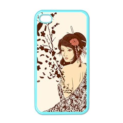 Come To Life Apple Iphone 4 Case (color) by Contest1736614