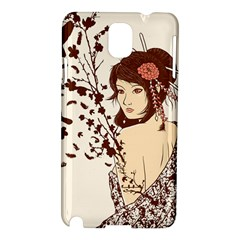 Come To Life Samsung Galaxy Note 3 N9005 Hardshell Case by Contest1736614
