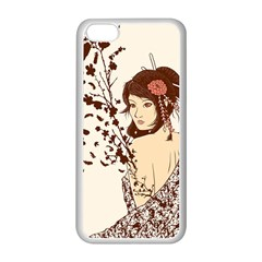 Come To Life Apple Iphone 5c Seamless Case (white) by Contest1736614