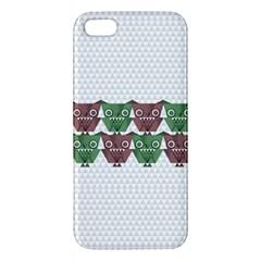 Owligami Apple Iphone 5 Premium Hardshell Case by doodlelabel