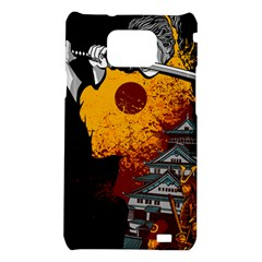 Samurai Rise Samsung Galaxy S II i9100 Hardshell Case  by Contest1889920