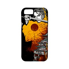 Samurai Rise Apple iPhone 5 Classic Hardshell Case (PC+Silicone) by Contest1889920