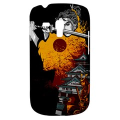 Samurai Rise Samsung Galaxy S3 MINI I8190 Hardshell Case by Contest1889920