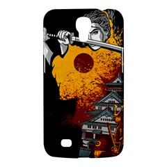 Samurai Rise Samsung Galaxy Mega 6 3  I9200 Hardshell Case by Contest1889920