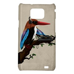 Tropicla Sounds Samsung Galaxy S II i9100 Hardshell Case  by Contest1891448