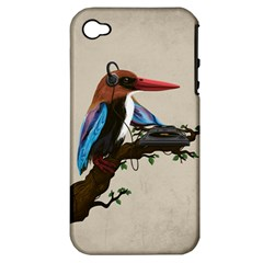Tropicla Sounds Apple Iphone 4/4s Hardshell Case (pc+silicone) by Contest1891448