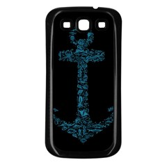 Swimmers Samsung Galaxy S3 Back Case (black) by Contest1891613