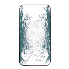 the Woods Beckon  Apple Iphone 4/4s Seamless Case (black) by Contest1891613