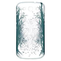 the Woods Beckon  Samsung Galaxy S3 S Iii Classic Hardshell Back Case by Contest1891613