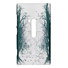 The Woods Beckon  Nokia Lumia 920 Hardshell Case  by Contest1891613