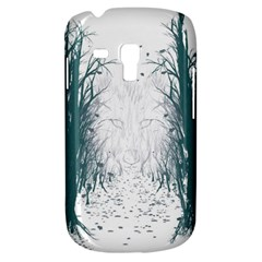 The Woods Beckon  Samsung Galaxy S3 MINI I8190 Hardshell Case by Contest1891613