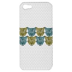 Owligami Apple Iphone 5 Hardshell Case by doodlelabel