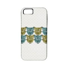 Owligami Apple Iphone 5 Classic Hardshell Case (pc+silicone) by doodlelabel