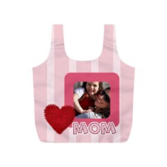 Mothers Day By Mom   Full Print Recycle Bag (s)   Emcxrire0g89   Www Artscow Com Back