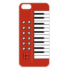 Moog Apple Iphone 5 Seamless Case (white) by Contest1753604
