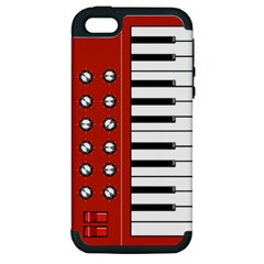 Moog Apple Iphone 5 Hardshell Case (pc+silicone) by Contest1753604