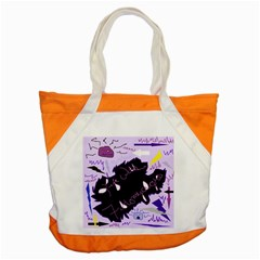 Life With Fibromyalgia Accent Tote Bag